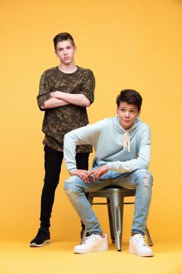 Evan et Marco (copyright Koria)