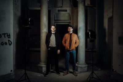 Felhur & Andro (crédit Lucie Brémeault)