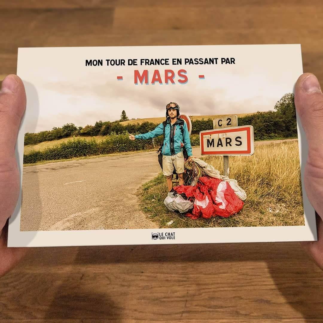 Félix Renoult - Mon tour de France en passant par Mars