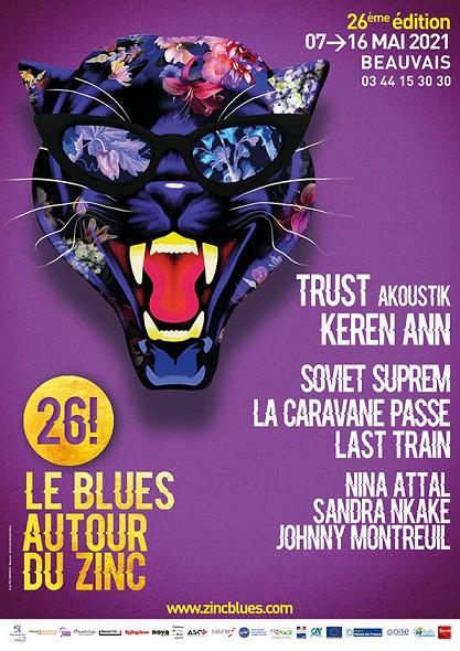 Festival blues autour du zinc 2021
