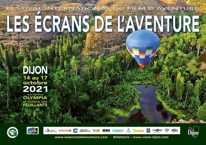 Festival Ecrans de l'aventure 2021 - Dijon