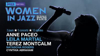Festival Women in jazz 2020