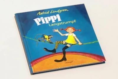 Fifi Brindacier - Pipi Lamstrung