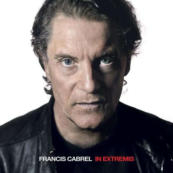 Francis Cabrel - cover album In extremis