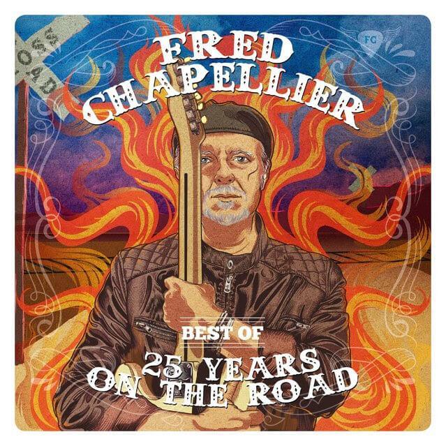 Fred Chapellier - 25 ans sur la route