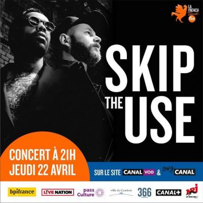 French touch tour -  Skip The Use