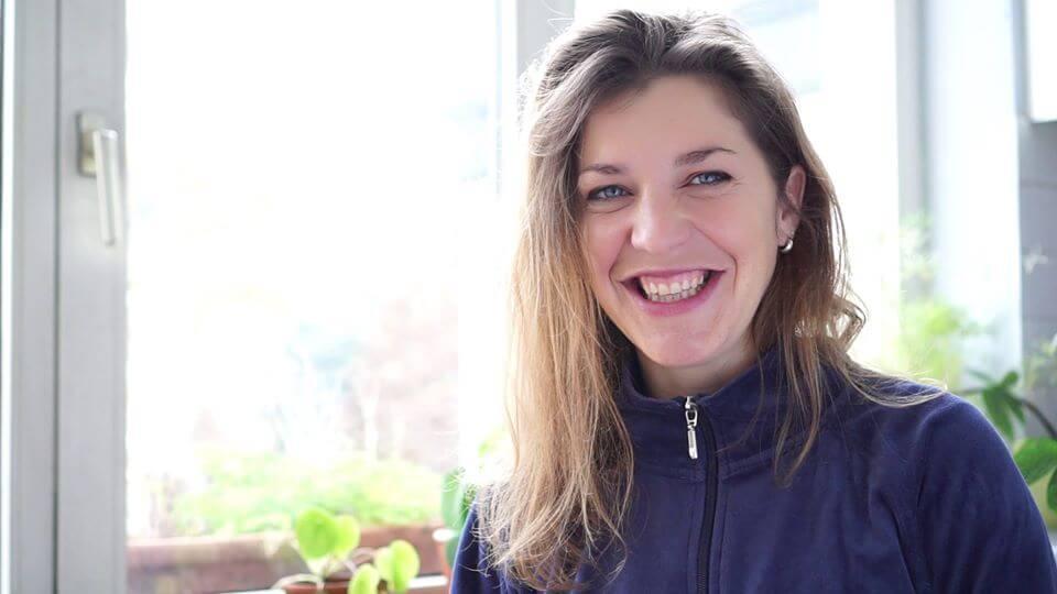 Gabrielle Verleyen prépare l'EP Le lac