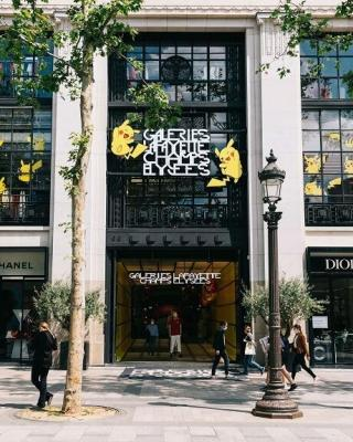 Galeries Lafayette / Pokémon