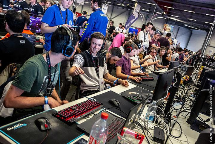 Gamers Assembly 2021 - Poitiers
