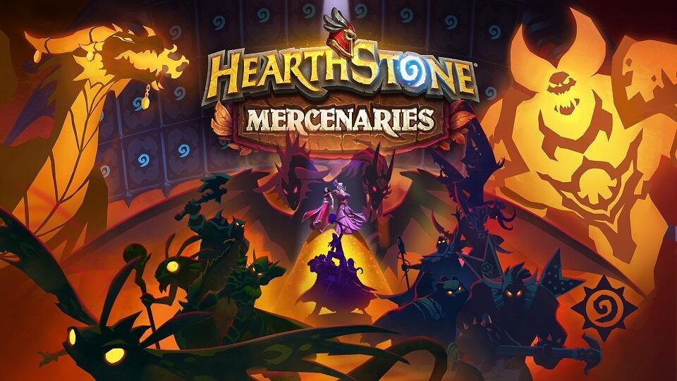 Hearthstone - Mercenaires