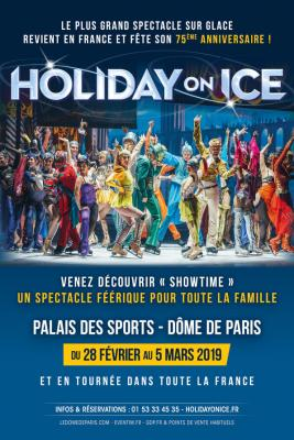 Holiday on ice 2019