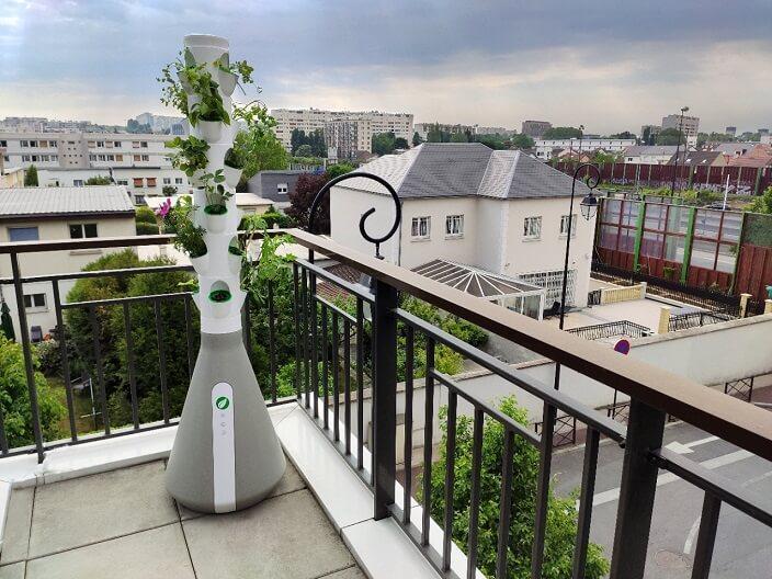 Home Potager - cultiver son jardin sur un balcon