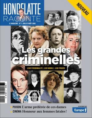 Hondelatte raconte magazine