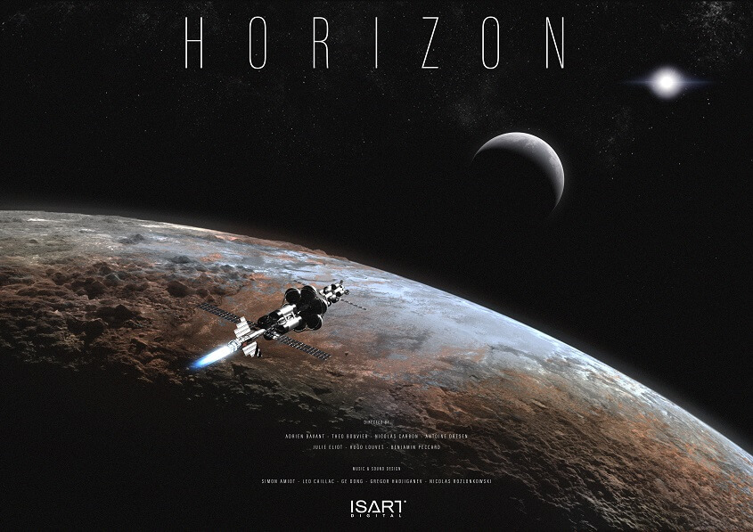 Horizon - Isart digital 2019