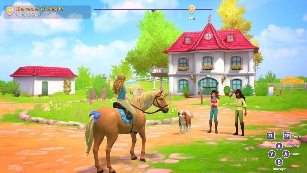 Horse Club Adventures - Schleich