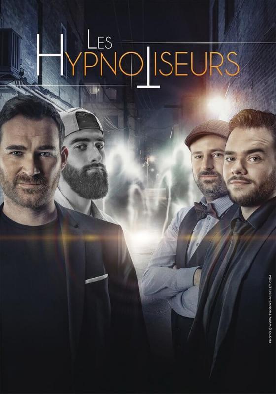 Hypnotiseurs - Grand point virgule