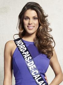Miss France 2016 : Iris Mittenaere (Miss Norrd Pas de Calais)