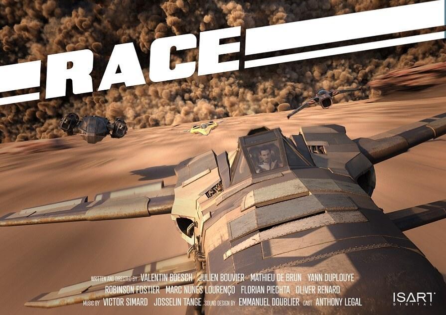 Isart - Race