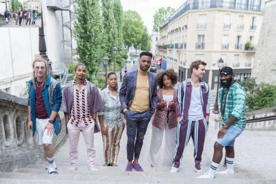 JAJ & The Family Hope (crédit Xavier Héraud)