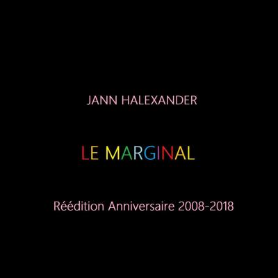 Jann Halexander - réédition Le marginal