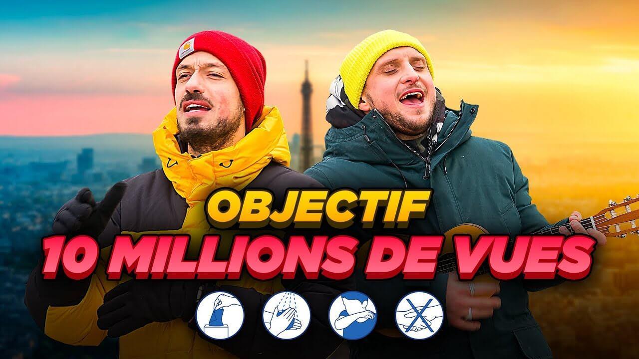 Je me souviens - McFly et Carlito (défi président Emmanuel Macron)