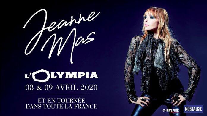 Jeanne Mas - Olympia 2020