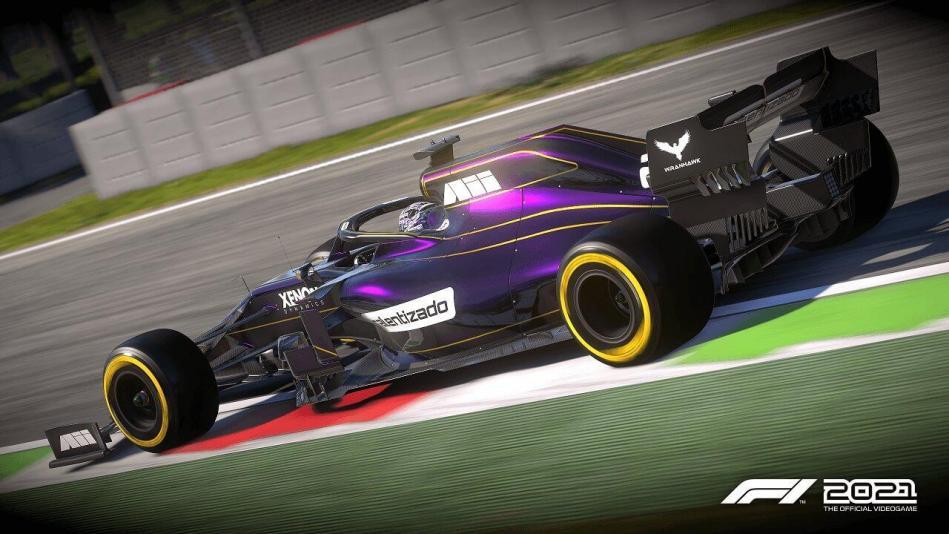 Jeu F1 2021