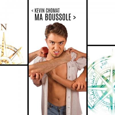 Kevin Chomat - cover Ma boussole
