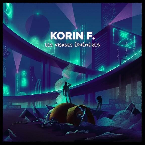 KORIN F. - Les visages éphémères (crédit Camille Chauve)