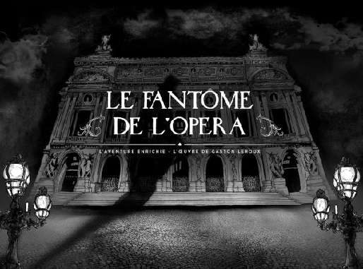 Le Fantôme de l'Opera : l'aventure multimedia (Midnight Press)