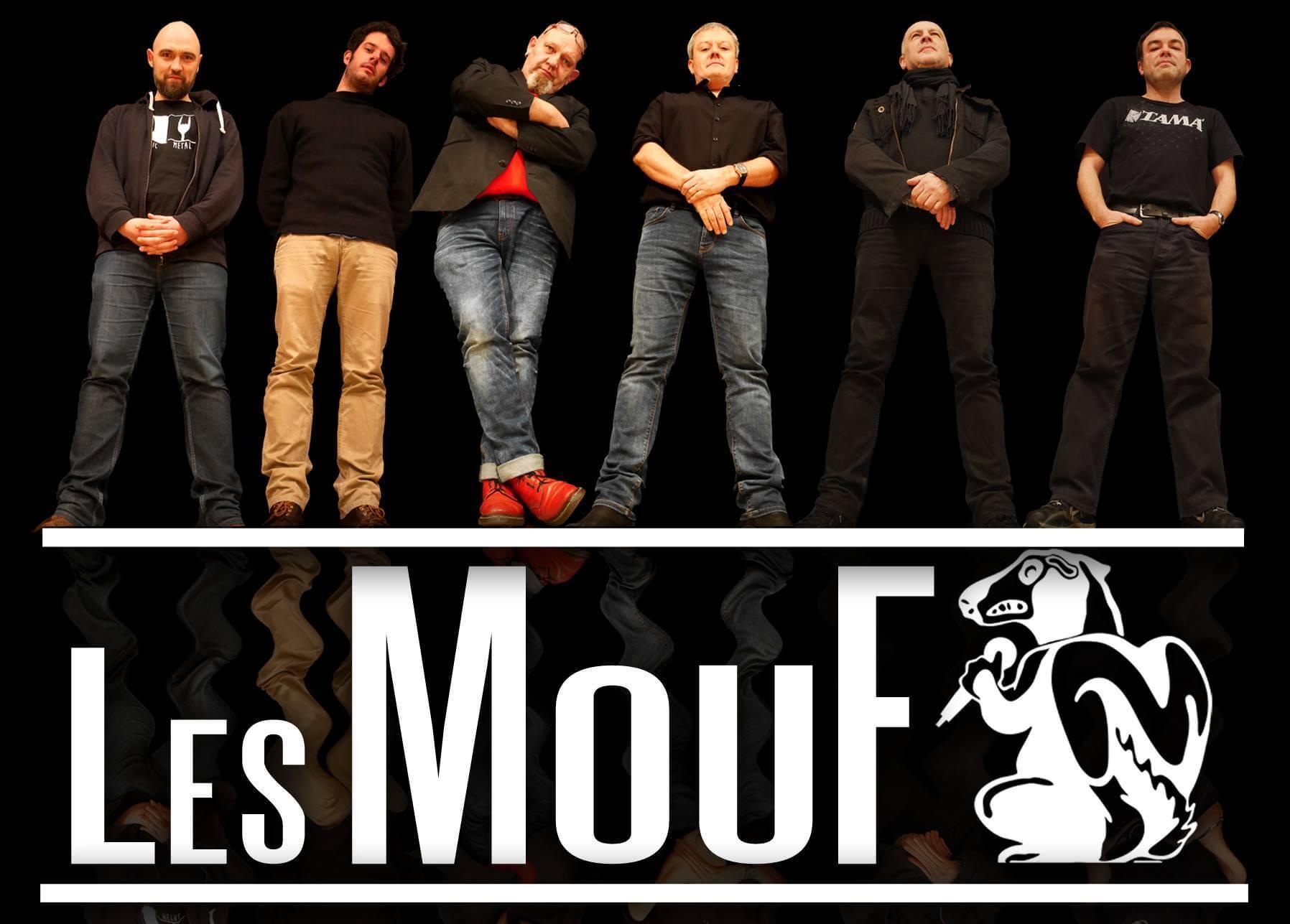 Les Mouf préparent leur 5ème album