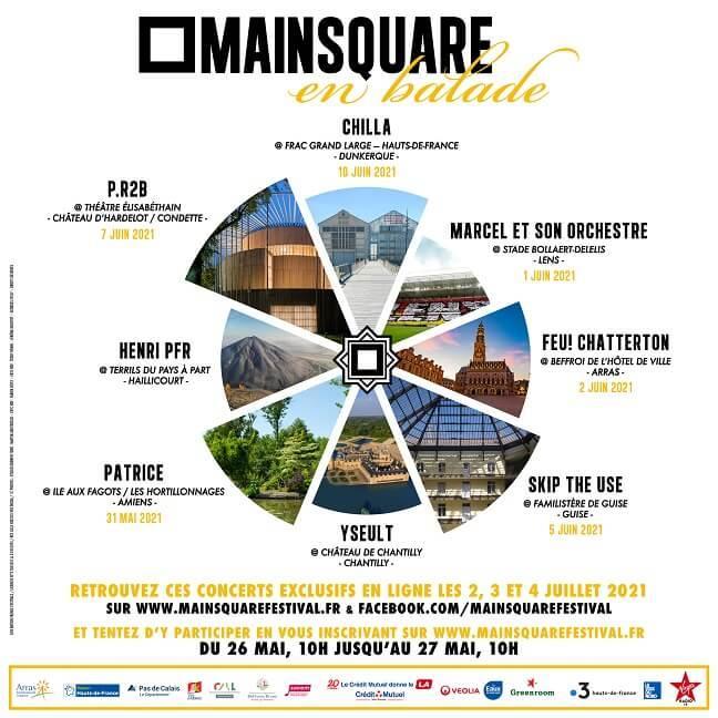 Main Square Festival 2021