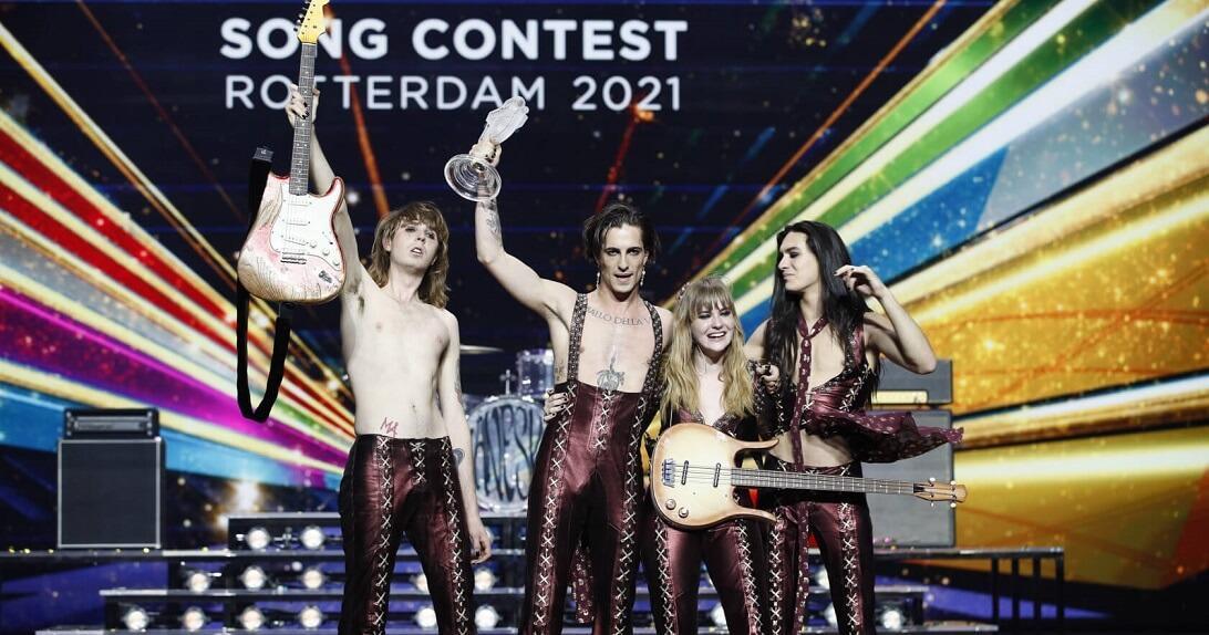 Måneskin - Italie - Eurovision 2021