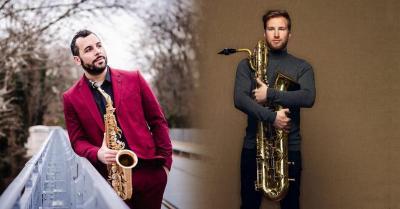 Matthieu Delage et Nicolas Arsenijevic