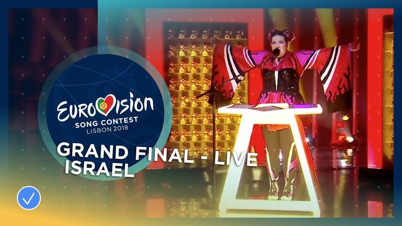 Netta - Toy eurovision 2018