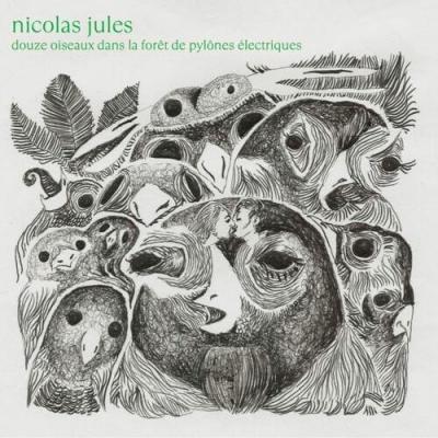 Nicolas Jules - Douze oiseaux dans la forêt de pylônes électriques