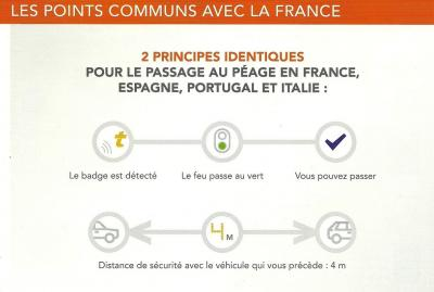 Notice Topeurop APRR - AREA généralités - France