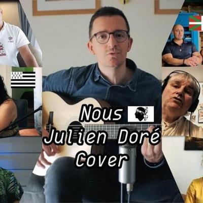 Nous de Julien Doré en Langues régionales