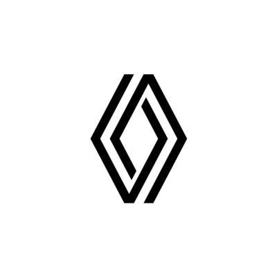 Nouveau logo Renault (en 2021)