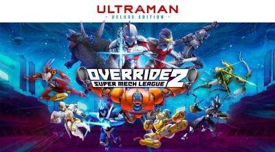 Override2 Ultraman Deluxe edition
