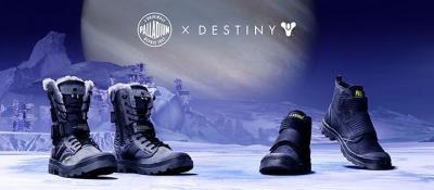 Palladium boots collection Destiny 2
