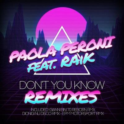 Paola Peroni - Don't You Know