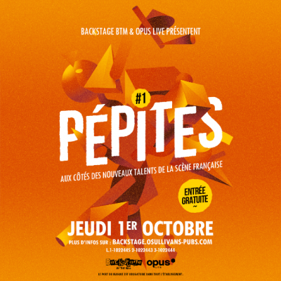Pepites #1