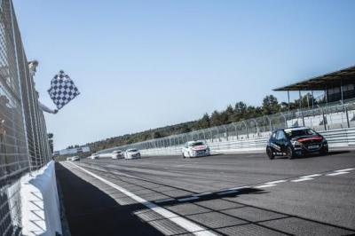 Peugeot sport - circuit