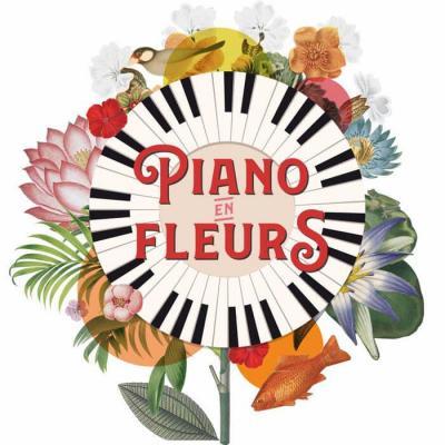 Pianos en fleurs
