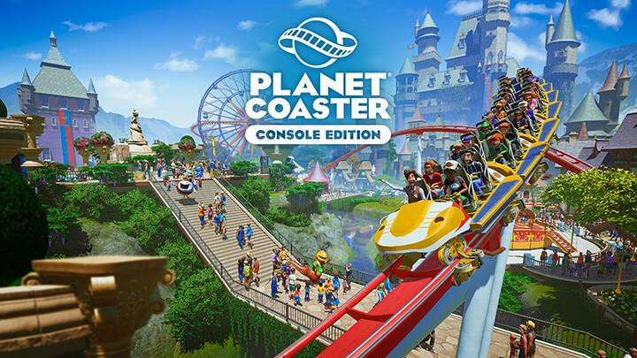 Planet Coaster Consoles Edition: The Vintage & World's Fair Bundle