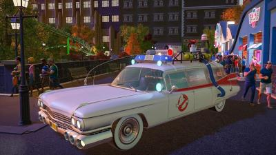Planet Coaster : Ghostbusters & Studios Pack