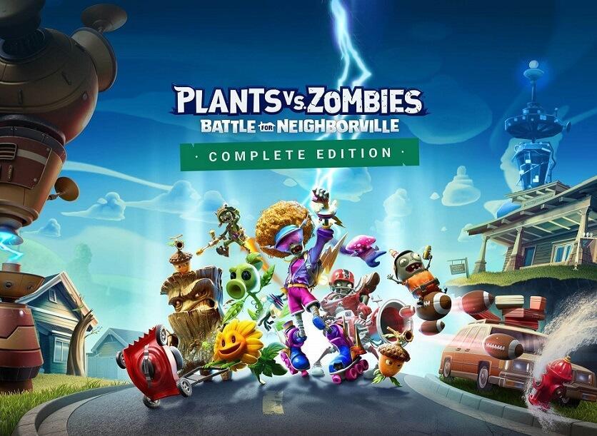 Plants vs. Zombies - Bataille de Neighborville