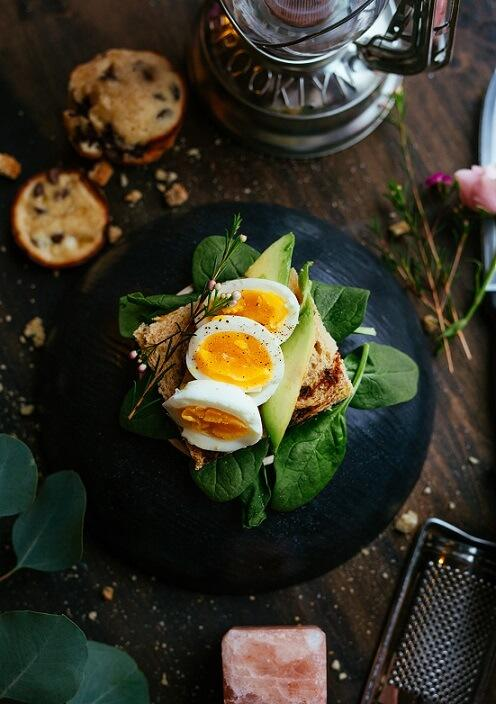 Plat nourriture restaurant instagram (crédit Joseph Gonzalez)