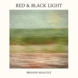 Pochette album Red black light - Ibrahim Maalouf